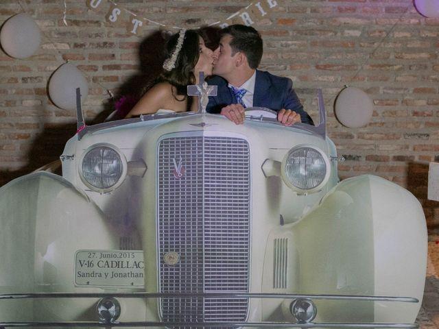 La boda de Jonathan y Sandra en Batres, Madrid 58
