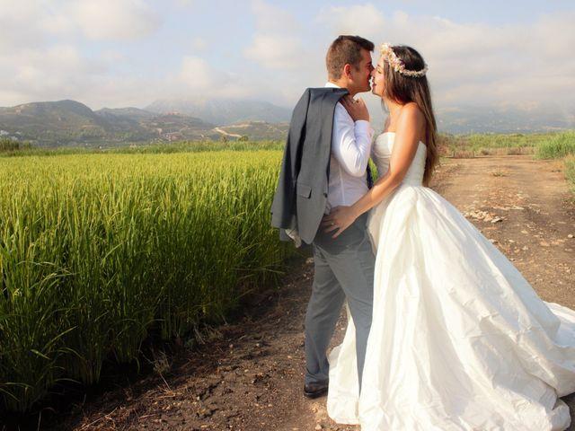 La boda de Jonathan y Sandra en Batres, Madrid 59