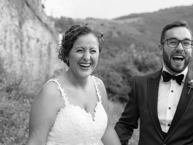 La boda de Sara y Saúl