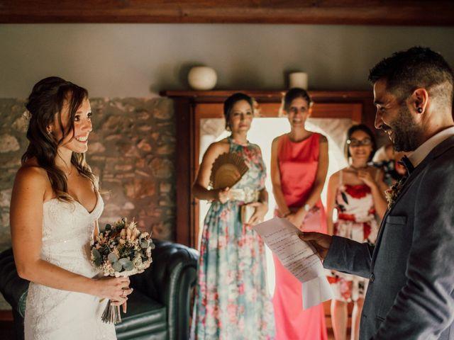 La boda de Rosi y Gerard en Figueres, Girona 45