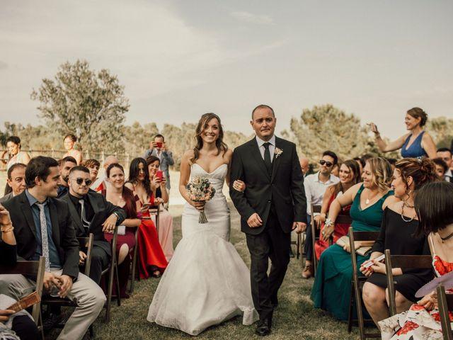La boda de Rosi y Gerard en Figueres, Girona 55