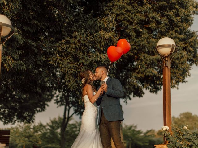 La boda de Rosi y Gerard en Figueres, Girona 101
