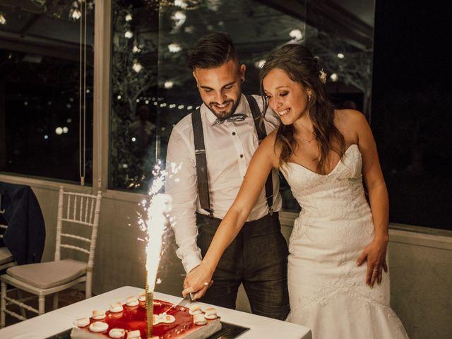 La boda de Rosi y Gerard en Figueres, Girona 112