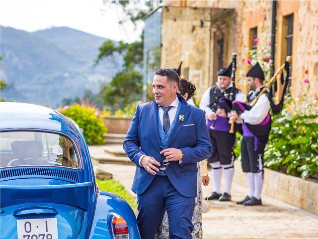 La boda de Alberto y Lara en San Cucao, Asturias 5