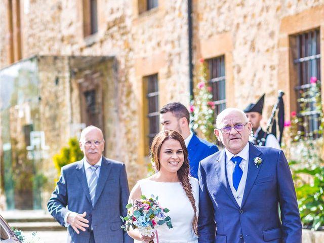 La boda de Alberto y Lara en San Cucao, Asturias 6