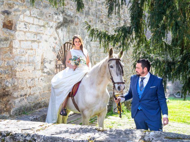 La boda de Lara y Alberto