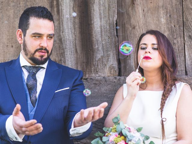 La boda de Alberto y Lara en San Cucao, Asturias 32