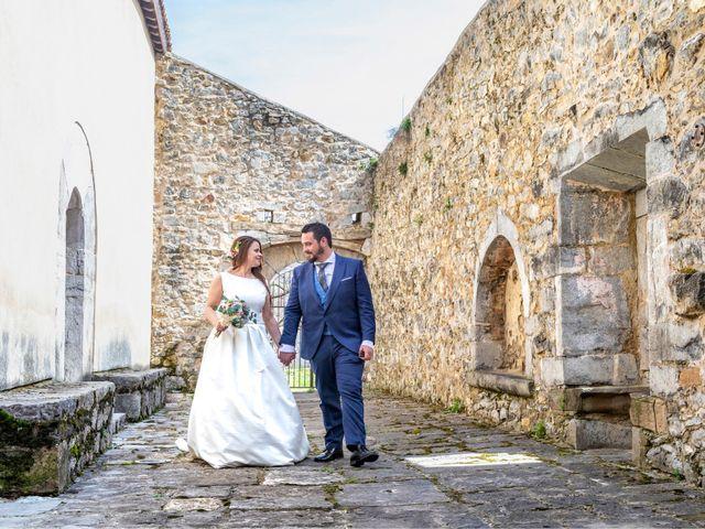 La boda de Alberto y Lara en San Cucao, Asturias 34
