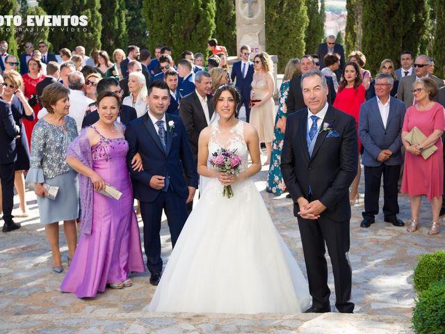 La boda de Mireya y Jorge en Banyeres De Mariola, Alicante 4
