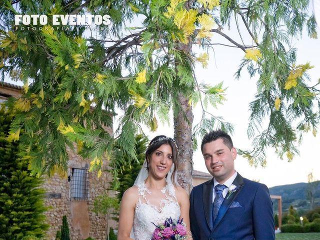 La boda de Mireya y Jorge en Banyeres De Mariola, Alicante 5