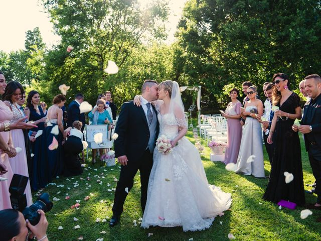 La boda de Pablo y Cristina en Cuntis, Pontevedra 10