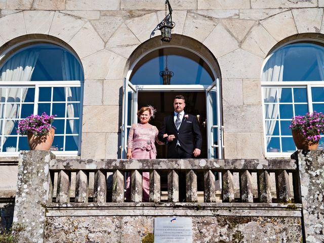 La boda de Pablo y Cristina en Cuntis, Pontevedra 13