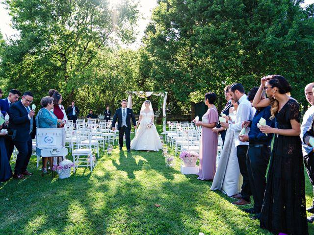 La boda de Pablo y Cristina en Cuntis, Pontevedra 19