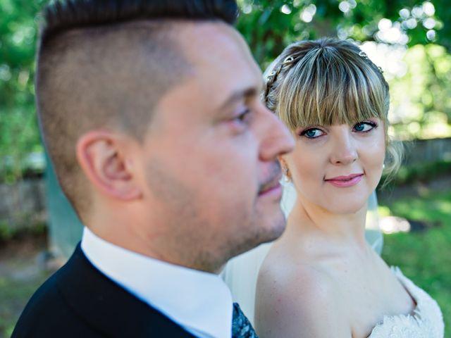 La boda de Pablo y Cristina en Cuntis, Pontevedra 21