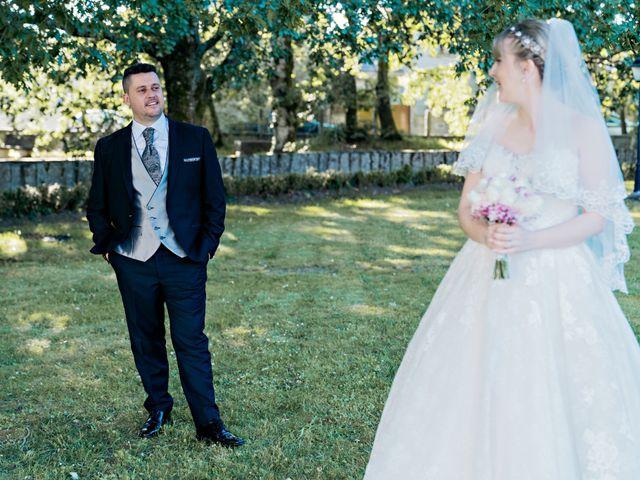 La boda de Pablo y Cristina en Cuntis, Pontevedra 22