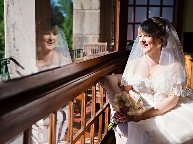 La boda de Pablo y Cristina en Cuntis, Pontevedra 54