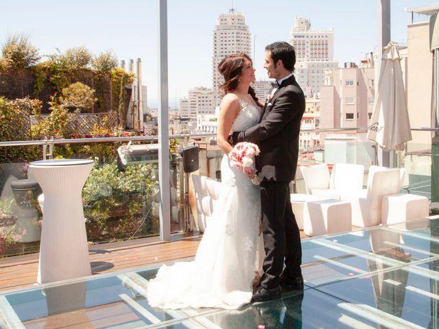 La boda de Yolanda y Marcos