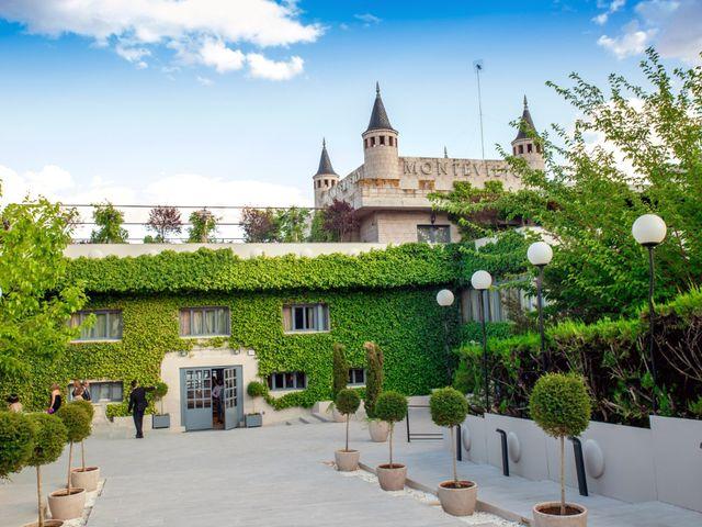 La boda de Sergio y Arancha en El Molar, Madrid 1