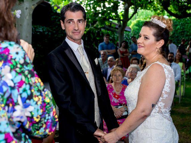 La boda de Sergio y Arancha en El Molar, Madrid 3