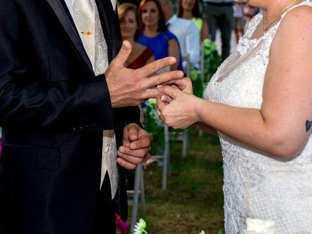 La boda de Sergio y Arancha en El Molar, Madrid 4