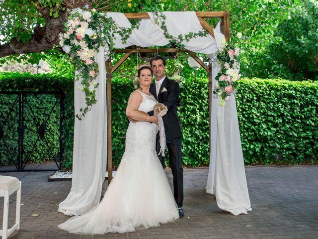 La boda de Sergio y Arancha en El Molar, Madrid 7