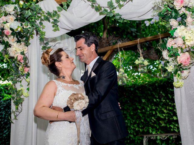 La boda de Sergio y Arancha en El Molar, Madrid 8