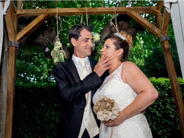La boda de Sergio y Arancha en El Molar, Madrid 9
