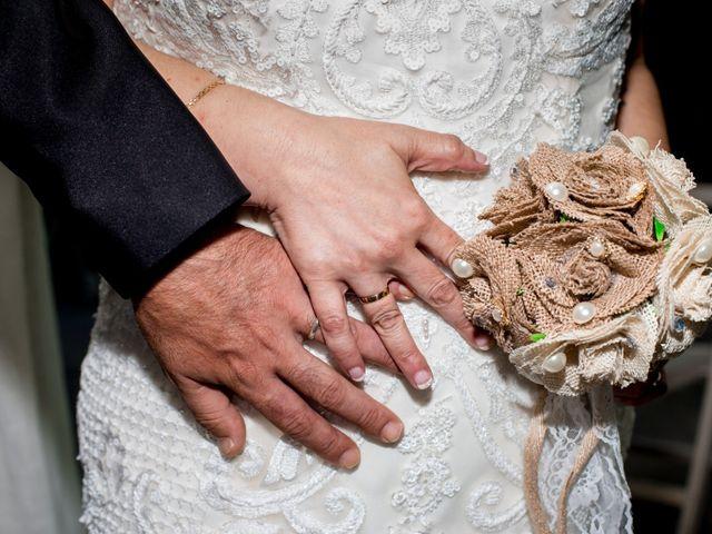 La boda de Sergio y Arancha en El Molar, Madrid 10