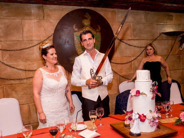 La boda de Sergio y Arancha en El Molar, Madrid 18