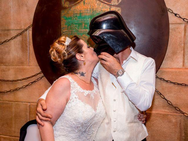 La boda de Sergio y Arancha en El Molar, Madrid 20