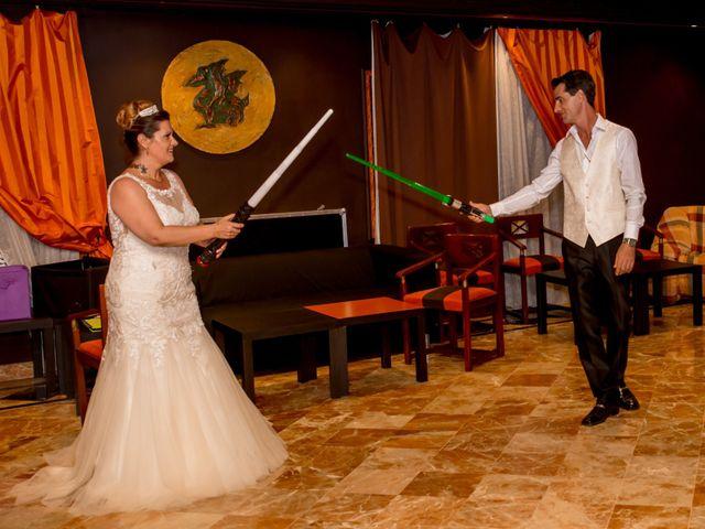 La boda de Sergio y Arancha en El Molar, Madrid 22