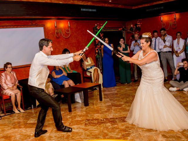 La boda de Sergio y Arancha en El Molar, Madrid 24