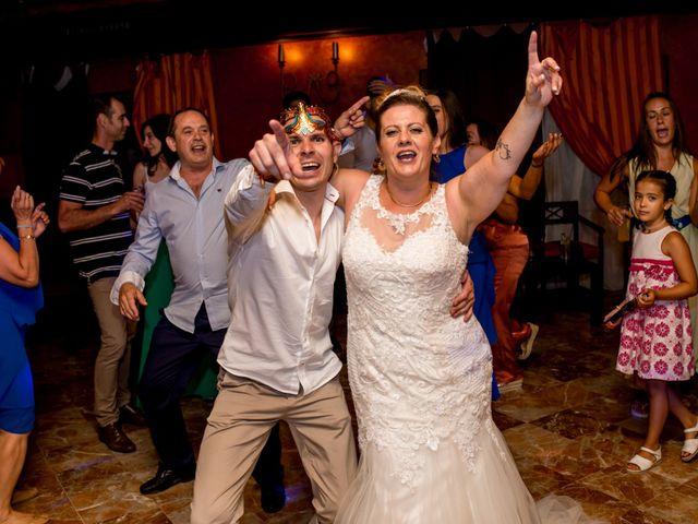 La boda de Sergio y Arancha en El Molar, Madrid 27