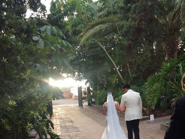 La boda de Miles y Cherie en Santa Cruz De Tenerife, Santa Cruz de Tenerife 8
