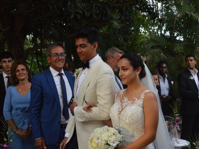 La boda de Miles y Cherie en Santa Cruz De Tenerife, Santa Cruz de Tenerife 1