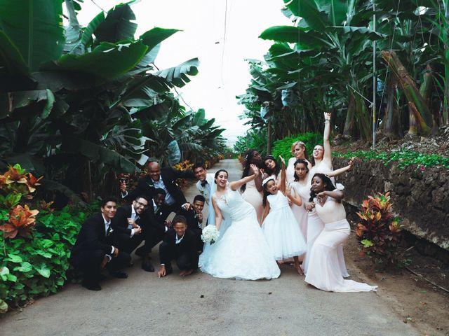 La boda de Miles y Cherie en Santa Cruz De Tenerife, Santa Cruz de Tenerife 11