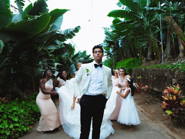 La boda de Miles y Cherie en Santa Cruz De Tenerife, Santa Cruz de Tenerife 24