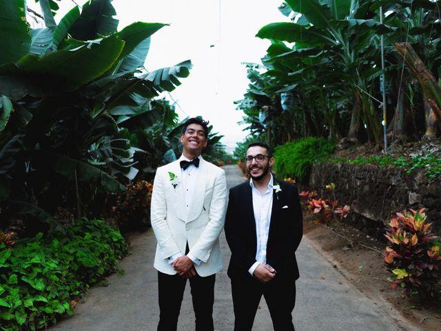 La boda de Miles y Cherie en Santa Cruz De Tenerife, Santa Cruz de Tenerife 25