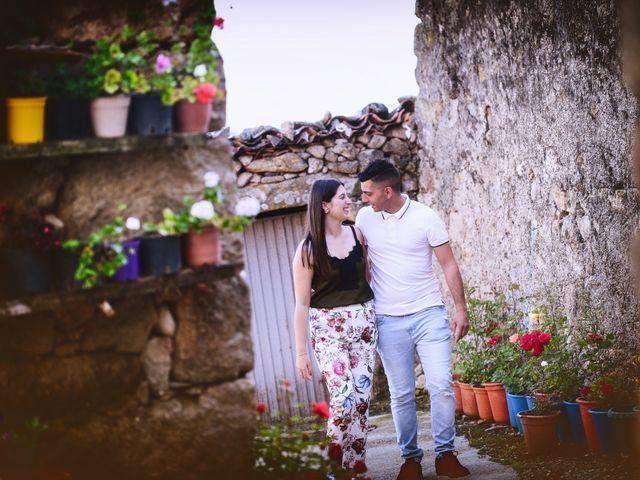 La boda de Isidro y Melissa en Cabezuela Del Valle, Cáceres 3