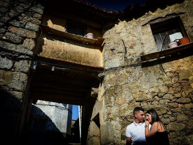 La boda de Isidro y Melissa en Cabezuela Del Valle, Cáceres 5