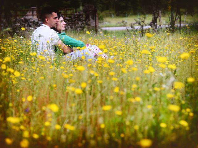 La boda de Isidro y Melissa en Cabezuela Del Valle, Cáceres 15