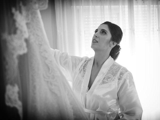 La boda de Isidro y Melissa en Cabezuela Del Valle, Cáceres 25