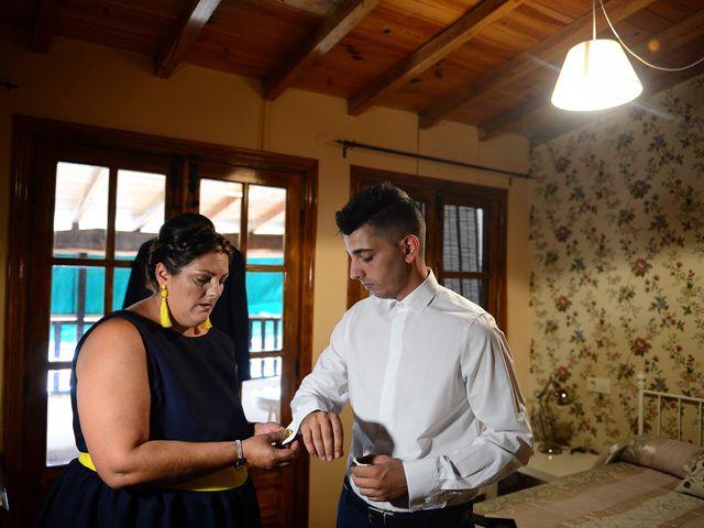 La boda de Isidro y Melissa en Cabezuela Del Valle, Cáceres 31