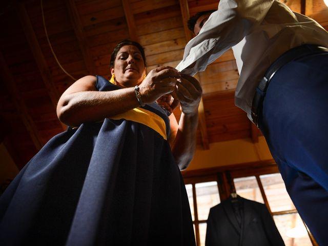 La boda de Isidro y Melissa en Cabezuela Del Valle, Cáceres 32