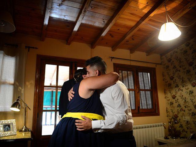 La boda de Isidro y Melissa en Cabezuela Del Valle, Cáceres 33