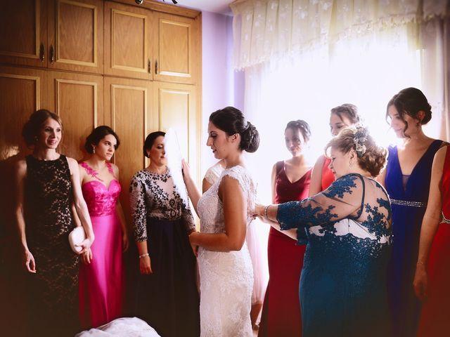 La boda de Isidro y Melissa en Cabezuela Del Valle, Cáceres 36
