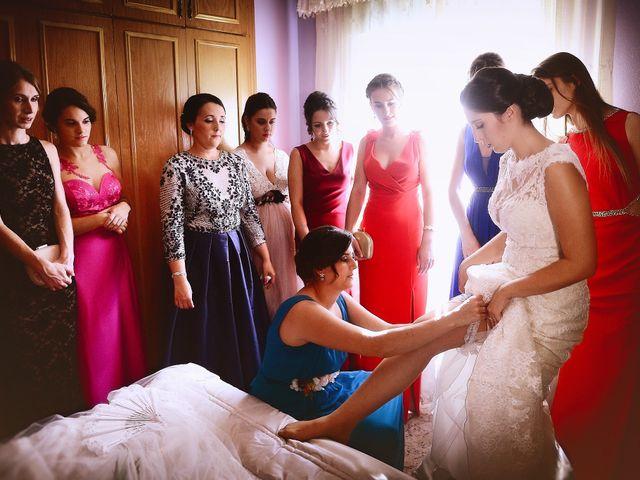 La boda de Isidro y Melissa en Cabezuela Del Valle, Cáceres 40