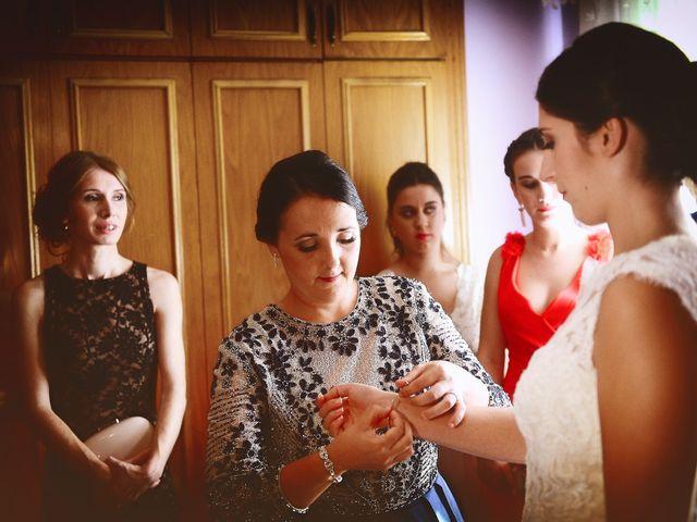 La boda de Isidro y Melissa en Cabezuela Del Valle, Cáceres 46