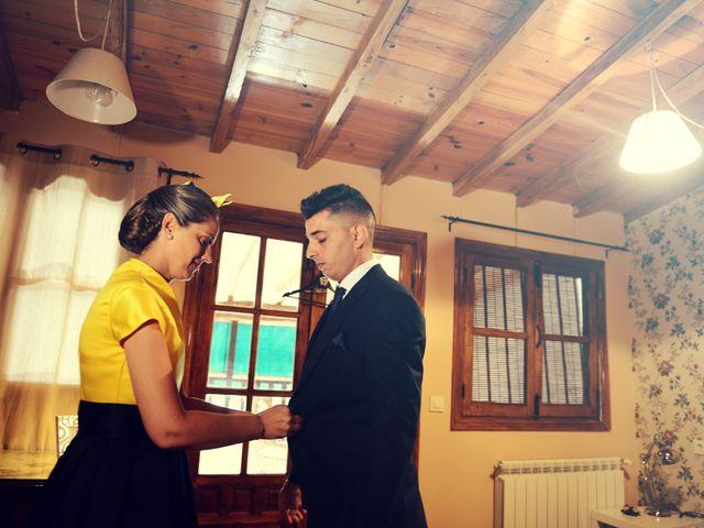 La boda de Isidro y Melissa en Cabezuela Del Valle, Cáceres 48
