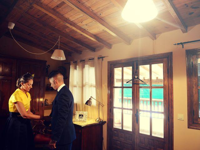 La boda de Isidro y Melissa en Cabezuela Del Valle, Cáceres 49